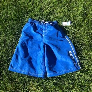 Nautica UV protection swim trunks